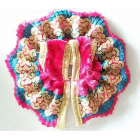 Designer Woolen Poshak For Laddu Gopal Shringar / Poshak For Bal Gopal (0 No) - 2 Pcs
