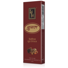 Zed Black Gugal Premium Dhoop Stick 1 Box