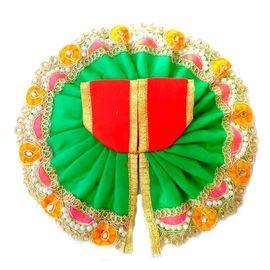 Beautiful Heavy Work Poshak / Moti Work Poshak For Laddu Gopal ( 3 No)