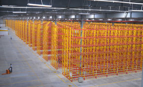 Metal Shelving Racking