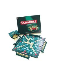 Scrabble Original Board Game, Age 10+