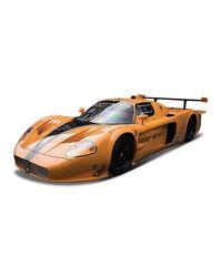 Bburago 1: 24 Scale Maserati MC12 Diecast Vehicle (Metallic Orange)