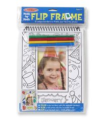 Melissa & Doug Month-by-Month Flip Frame