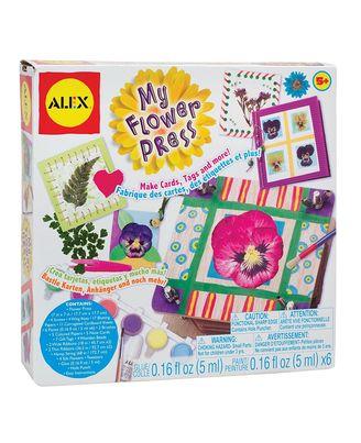 Alex Toys Craft My Flower Press, Multi Color
