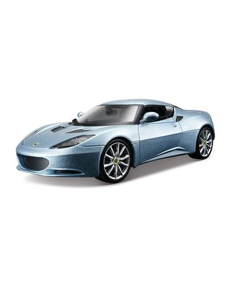 Bburago 1: 24 Star Lotus Evora S IPS, (Metallic Blue)