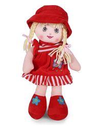 Star Walk MBE-SWK089 Rag Doll, Red