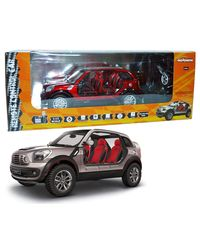 Majorette 1: 12 Remote Control BMW Mini RTR, Multi Color