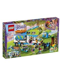 Lego UK 41339 Mia's Camper Van Building Block