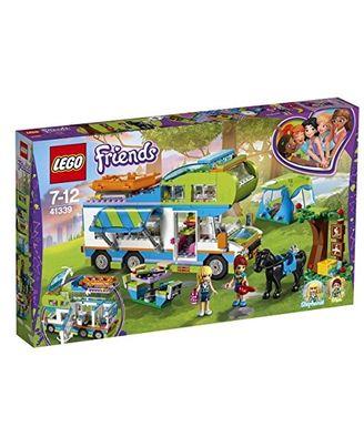 Lego Friends Mia S Camper Van Building Blocks, Age 7+