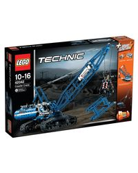 Lego Technic Crawler Crane, Multi Color