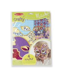 Simply Crafty - Marvelous Masks: Arts & Crafts - Simply Crafty