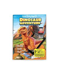 Smartivity Edge Dinosaur Adventure Colouring Sheets