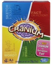 Hasbro Games Cranium, Multi Color