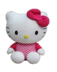 Hello Kitty White Pink