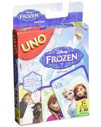 Mattel Disney Frozen UNO Card Game