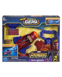 Avengers Assembler Gear Spiderman, Age 5+
