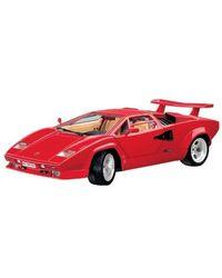 Bburago 1: 18 Lamborghini Countach 5000 Quattrobalvole, Red