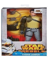 Funskoom Star Wars Kanan Jarrus Figure, Multicolor