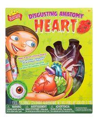 Scientific Explorer Disgusting Anatomy Heart, Age 9+