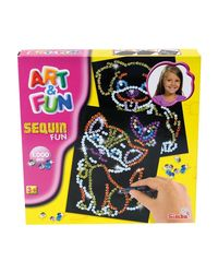 Simba Art and Fun Sequin Fun, Multi Color