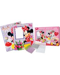 Frog Mosiac Minnie Set, Multi Color