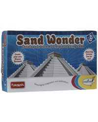 Funskool Sand Wonders Multi color