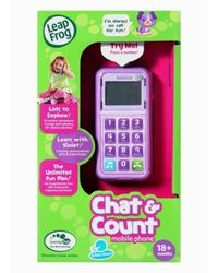 Chat & Count Phone_ Violet