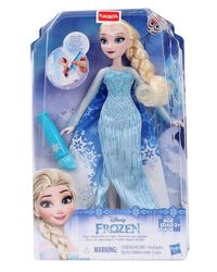 Funskool Disney Frozen Elsa's Magical Story Cape, Assorted Colours