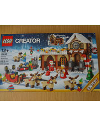 Lego Santa's Workshop, Multi Color