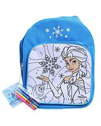 Disney Art & Craft Disney Frozen Colour Bag, Age 6