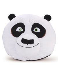 Dreamworks Kung Fu Panda Plush, White/Black