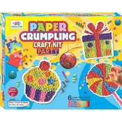 Art & Craft Toys Paper Crumpling Craft kit - Party
