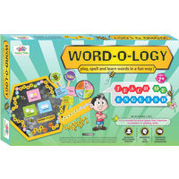 Kids Board Game Word o Logy Kids educational Board Games best Birthday Gift