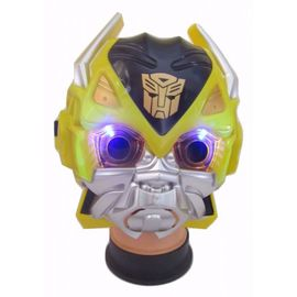 Buy Online Bumblebee Transformer LED Light Mask - Best For Birthday Party, New Year