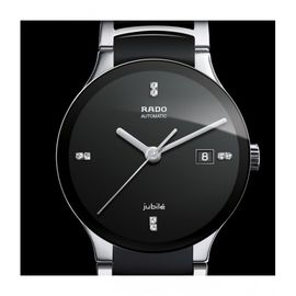 RADO CENTRIX JUBILE BLACK