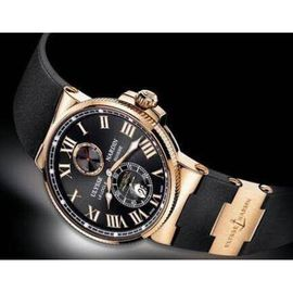 Ulysse Nardin Latest Addition Black