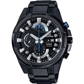 Casio Edifice Mens EFR- 540 BK-1A Chronograph Watch