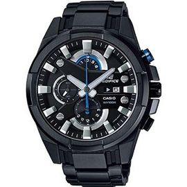Casio Edifice Mens EFR- 540 BK-1A Chronograph Watch