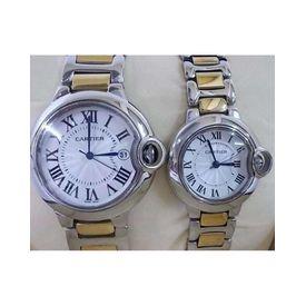 Cartier Beautifull Elegant Designer Couple Watch